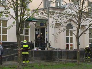 Пожар в гостинице: люди отравились угарным газом