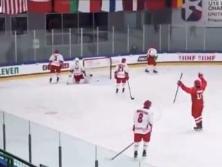 Новости на России 24. Российские юниоры вышли в полуфинал чемпионата мира по хоккею