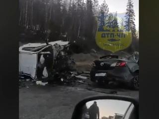ЧП. Три человека погибли в страшной аварии в Мурманской области