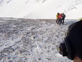 Новости на России 24. В результате схода лавины в Бурятии погибли трое туристов