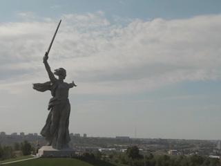 Специальный репортаж. Мемориалы России. Родина-мать