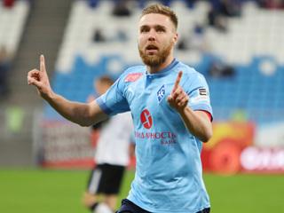Форвард Крыльев Советов Сергеев установил рекорд ФНЛ по числу голов за сезон