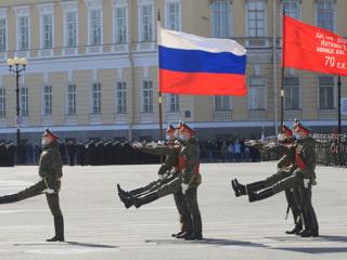 Погода может повлиять на проведение Парада Победы в Москве