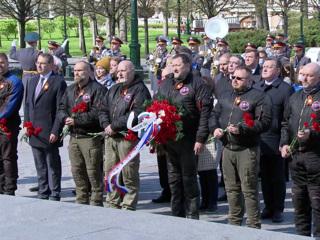 В память о Победе: частицу Вечного огня привезут в Словакию