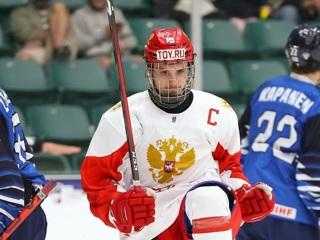 Сборная России  серебряный призер юношеского чемпионата мира по хоккею