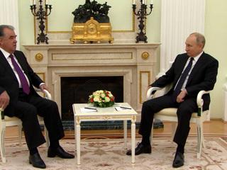 Миграция и модернизация Вооруженных сил: о чем говорили Путин и Рахмон