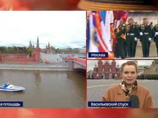 Новости на России 24. На Красной площади все готово к Параду