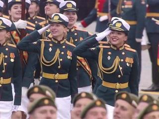 Чем запомнился Парад Победы 2021 года