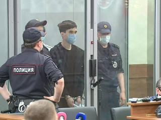 Арестованного Галявиева увезли из Москвы в Санкт-Петербург