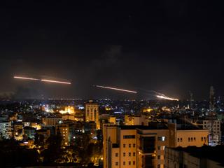 ХАМАС опять ударил по Иерусалиму, Израиль немедленно ответил