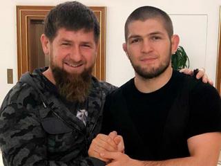 Рамзан Кадыров не собирается биться с Хабибом Нурмагомедовым