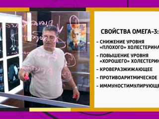 Омега-3: рекомендации доктора