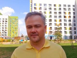 Видео из Сети. Москву и область ждет гроза с градом и шквалистым ветром