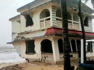 "Новости на ""России 24"". Индия: удар циклона на фоне пандемии"