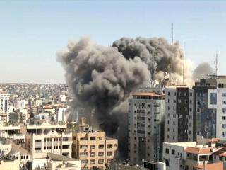 Сектор Газа: каждый день череда похорон