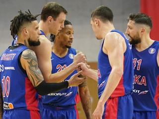 ЦСКА обыграл Зенит на старте полуфинальной серии Единой лиги ВТБ