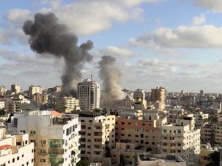Ракетная дуэль: седьмой день войны Израиля и Газы множит число жертв