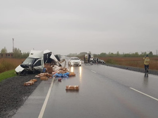 Пять человек стали жертвами аварии в Красноярском крае