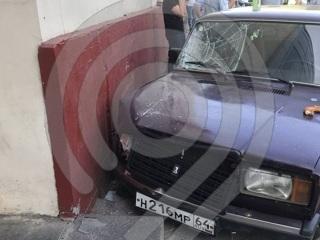 Автомобиль сбил четырех подростков на юго-востоке Москвы