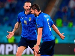 Евро-2020. Матч 14. Италия  Швейцария