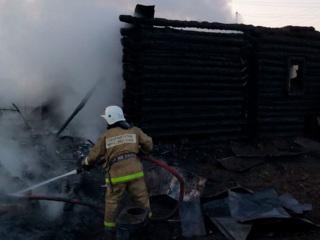 Пожар в Пермском крае унес жизни 5 человек