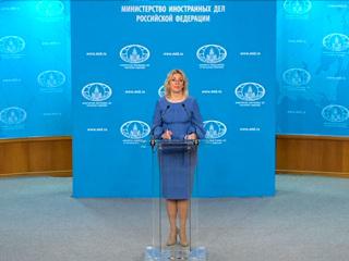 Новости на России 24. Брифинг официального представителя МИД РФ Марии Захаровой