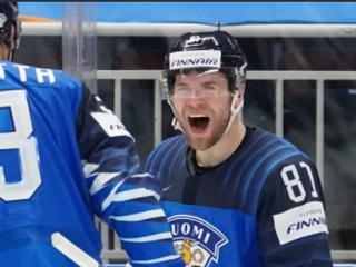США проиграли финнам матч чемпионата мира по хоккею