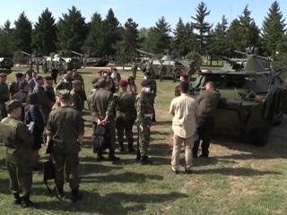 Новости на России 24. Сербия получила от России крупную партию тяжелого вооружения