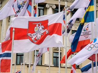 Ряд сборных могут снять флаги в знак солидарности с Белоруссией