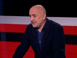 Захар Прилепин: я  сторонник объединения России и Белоруссии