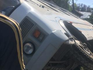 Под Томском перевернулся рейсовый автобус, есть пострадавшие
