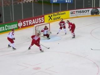 Новости на России 24. Российские хоккеисты сыграют с канадцами в четвертьфинале чемпионата мира