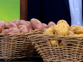 Диетолог объяснил, как правильно выбирать картофель