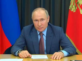 Путин: Единая Россия была инициатором многих антикризисных механизмов