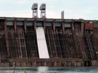 Вести. Красноярская ГЭС опубликовала расписание сброса воды на ближайшие дни