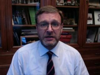 5-я студия. Косачев ответил, зачем Украина хочет в НАТО