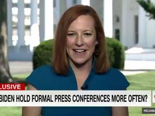 Лизоблюды CNN: интервью с Джен Псаки вызвало бурю гнева у американцев