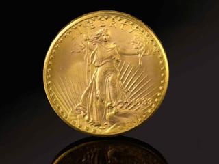 Самая дорогая монета в мире ушла с молотка на аукционе Sothebys