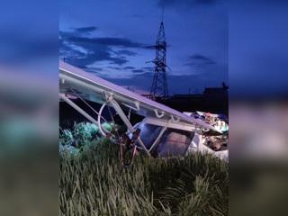 Жизнь пилота, пострадавшего под Ростовом, вне опасности
