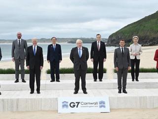 Вести в 20:00. Обмен подарками, ужин в Эдеме и злорадство Трампа: как проходит саммит G7