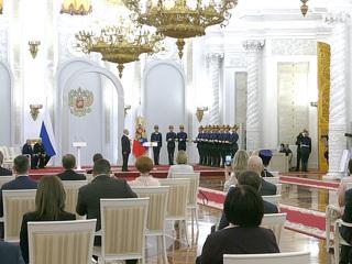 Новости на России 24. Путин рассказал о том, чего ни у кого нет, а у нас будет