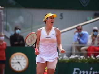 Павлюченкова: в финале Roland Garros я сделала все, что могла
