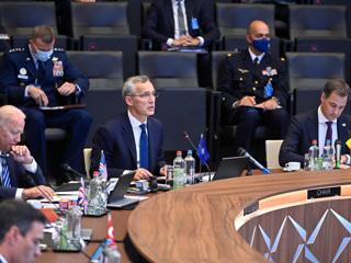 Россия, Китай и членство Украины: итоговое заявление саммита НАТО