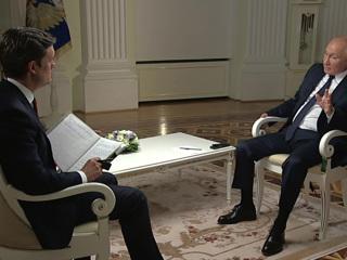Интервью Владимира Путина телекомпании NBC. Путин – о преемнике и главной задаче