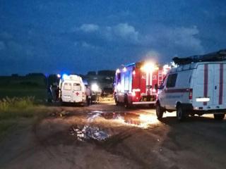 Шесть человек госпитализировали после ДТП в Удмуртии
