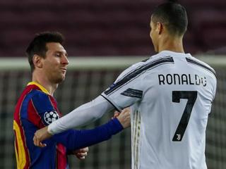 Барселона хочет объединить Месси и Роналду в одном клубе