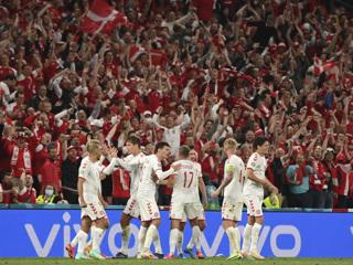 Сборные Уэльса и Дании объявили составы на игру 1/8 финала