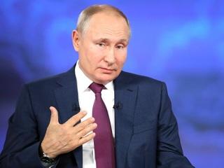 Владимир Путин: Москва открыта для диалога с Киевом