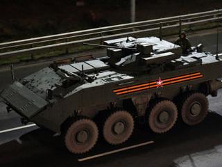 Росгвардия предупредила о передвижении военной техники в Нижегородской области
