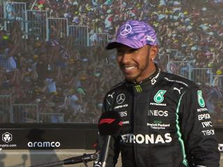 Хэмилтон выиграл квалификацию к спринтерской гонке